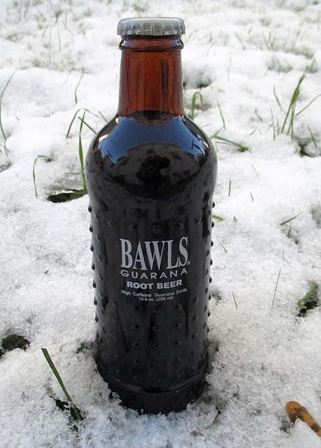 Bawls Root Beer