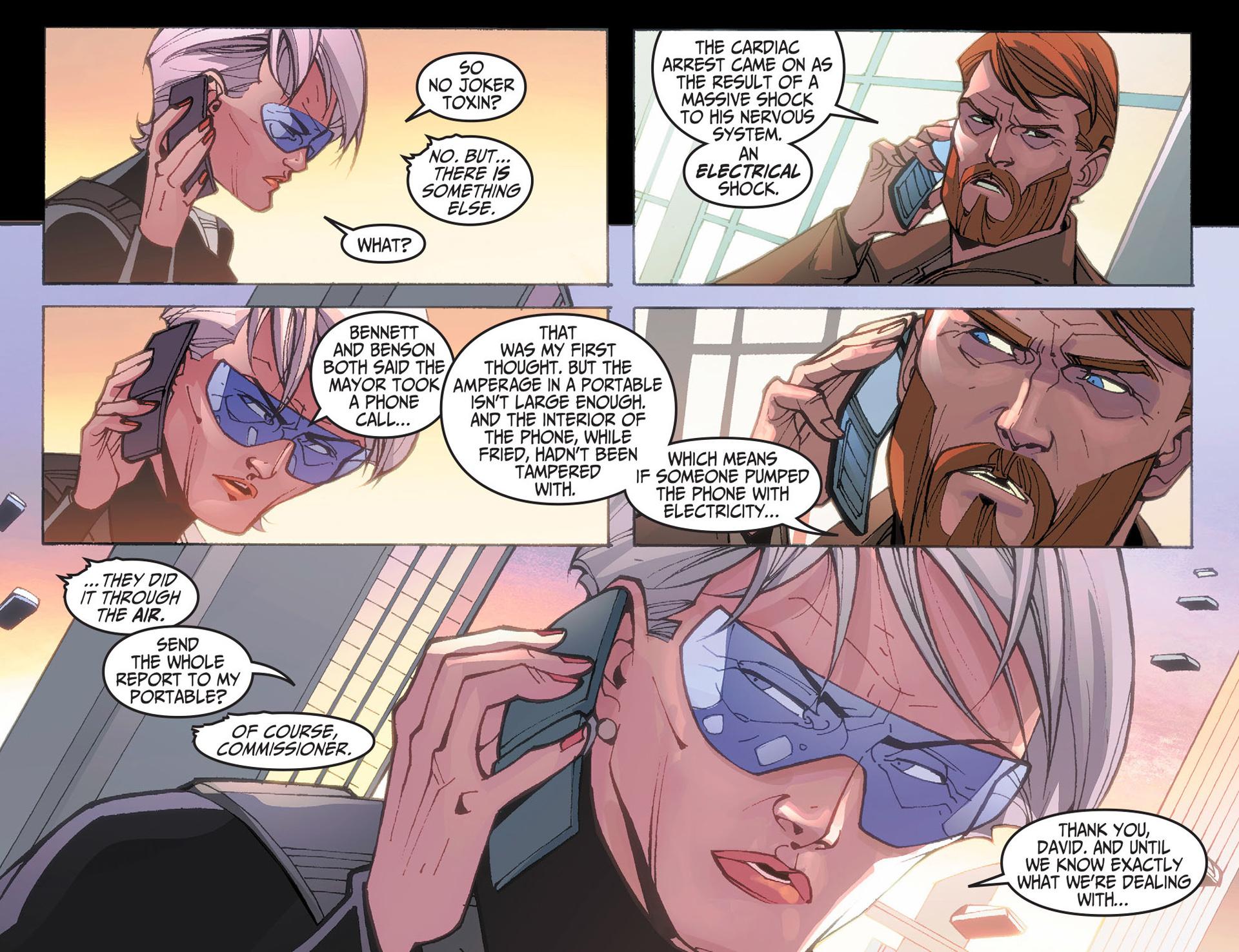 Batman Beyond 2.0 Issue #2 #2 - English 16