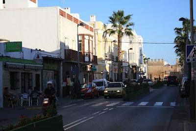 Calle de los Surfistas in Tarifa