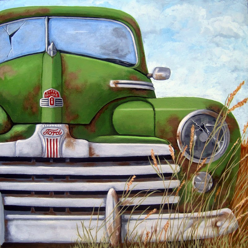 http://www.applearts.com/content/old-rusty-vintage-ford-realism-auto-scene