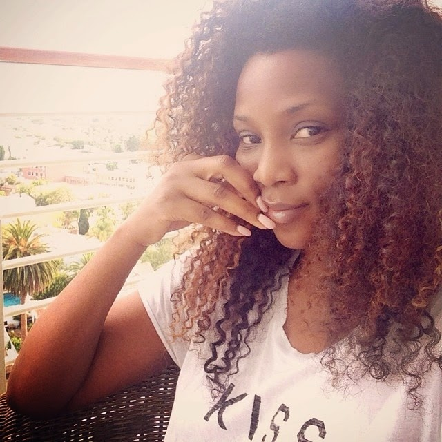 genevieve nnaji bet awards 2014