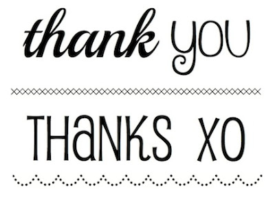 SRM Stickers Blog - A BIG Thank You by Shantaie - #card #shaker #BIGStamps #thankyou