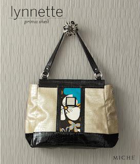 Lynnette Shell for Prima Bags