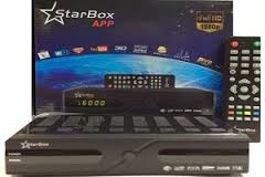 Atualizacao do receptor Starbox App HD V2.53