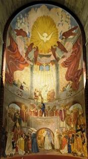 Epouse - Esprit de vie - Saint - Pentecôte - Eucharistie - DPTN