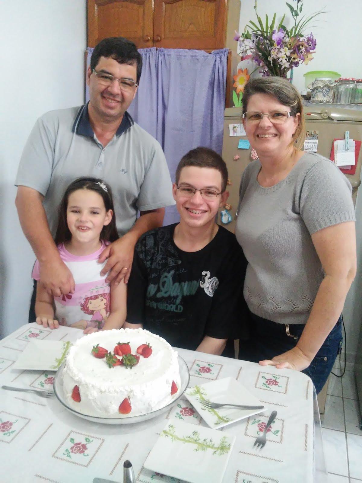 Papai, Mamãe e Filhos