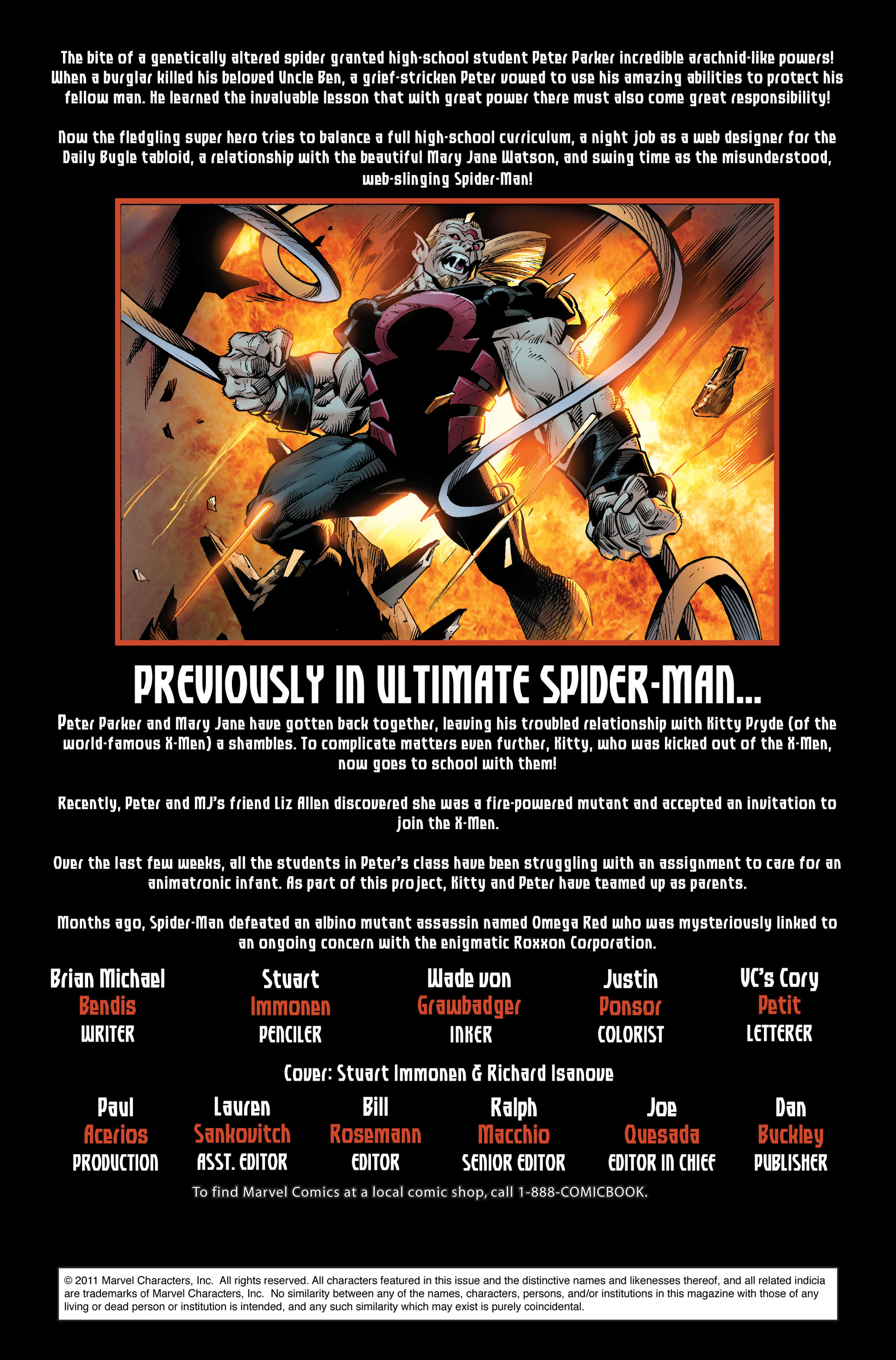 Ultimate Spider-Man (2000) Issue #121 #125 - English 2