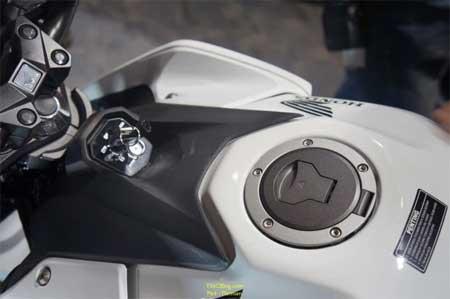 tangki New Honda CB159R
