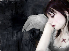 Angel weeping