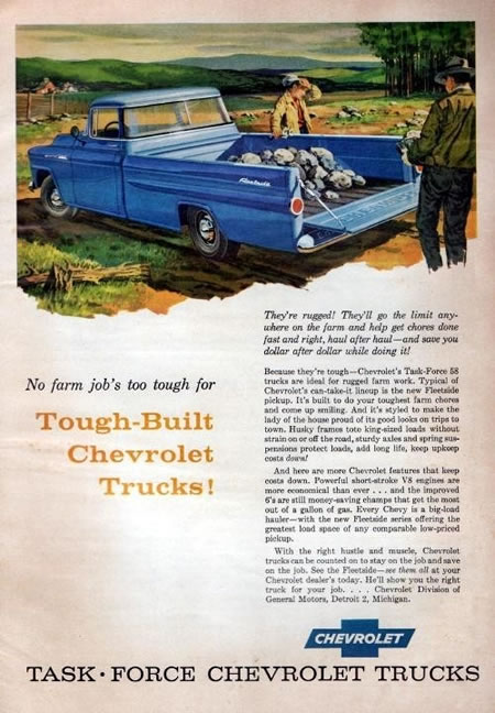 Chevrolet Advertising