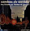 foto da capa do cd sambas de enredo 1973 grupo de acesso