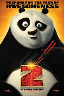 Kung Fu Panda 2 (2011) Online Latino