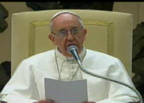 Em encontro com jornalistas, Papa conta como escolheu o nome 'Francisco'
