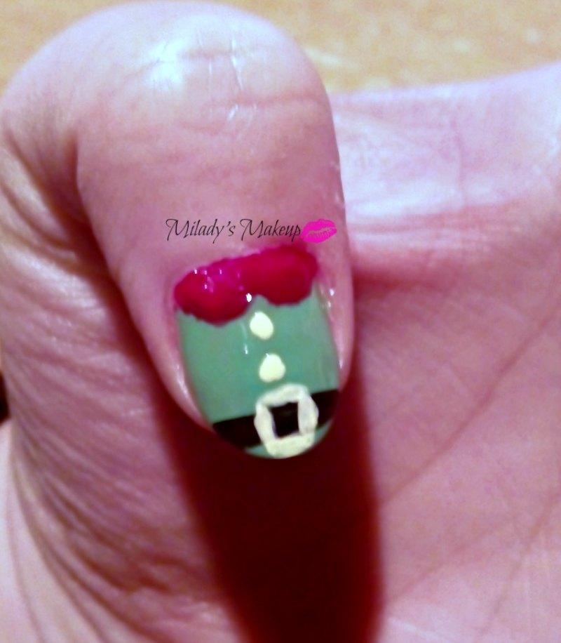 Gran reto de la Navidad 6 *Elfo Navideño* | **Milady Make Up**