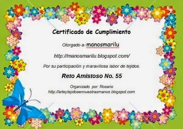 certificado 55