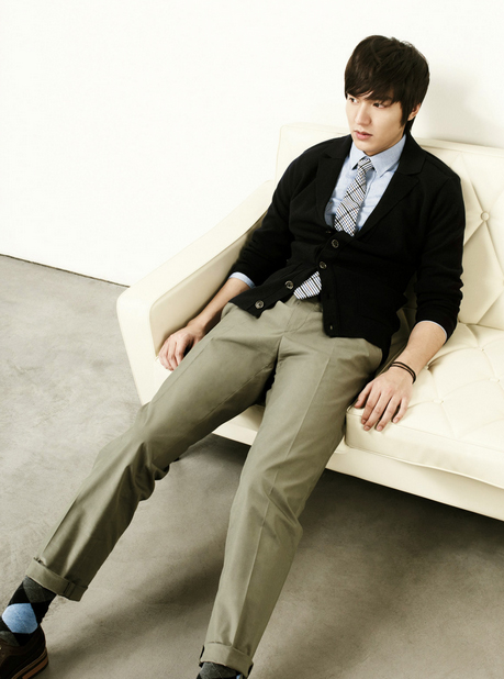 Lee Min Ho❉ Working Fashion