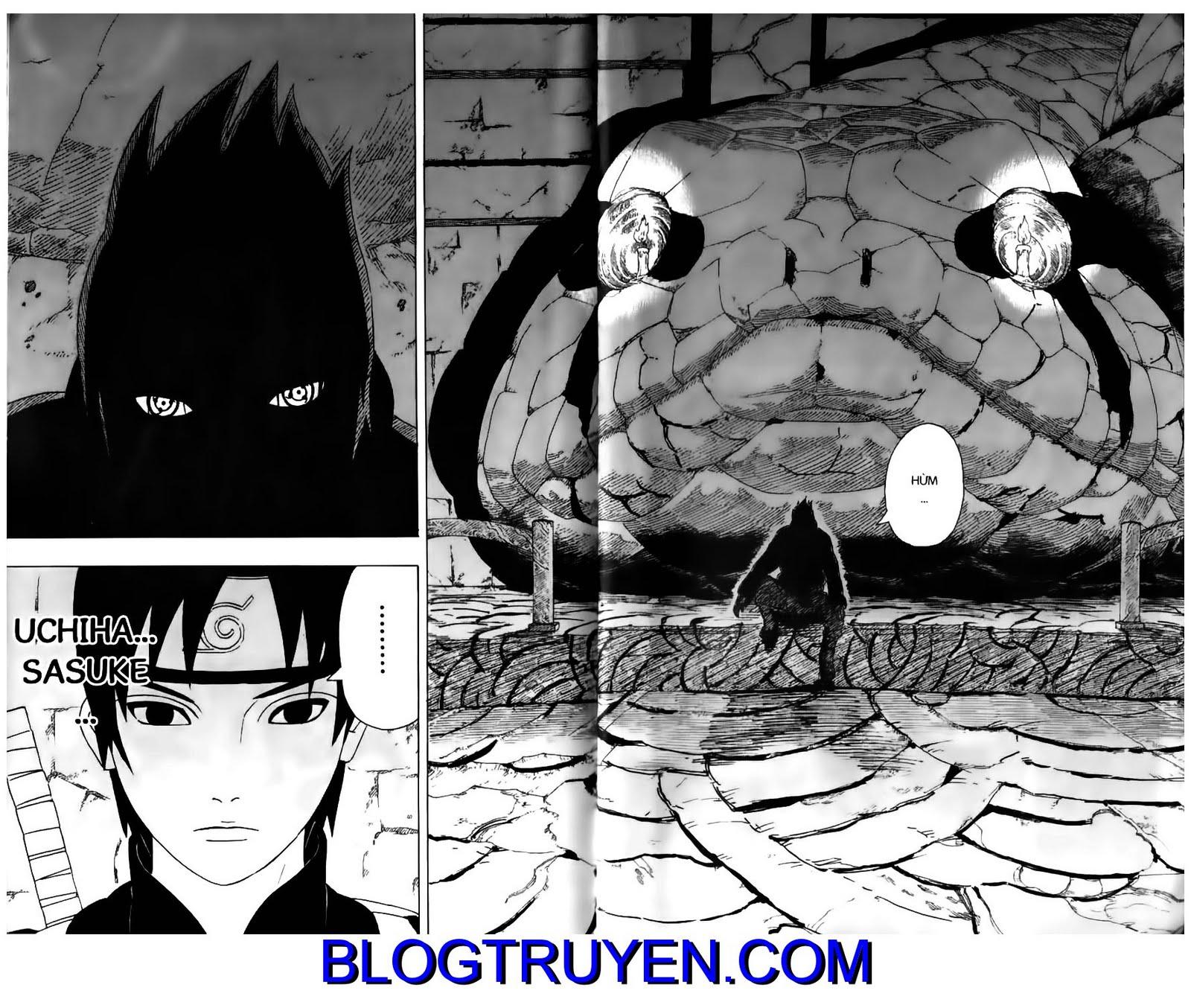 Naruto chap 300 Trang 16 - Mangak.info