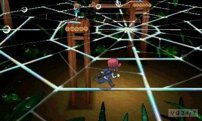 Pokémon X & Y: novos monstrinhos, trailer, imagens, personagens e o primeiro ginásio Santalune_City_Neuvartault_Nouvaria_City_Gym_interior_screenshot