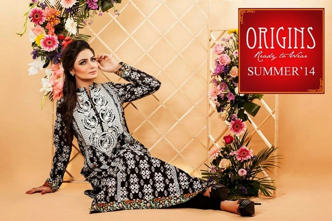 OriginsSummerDressesNewArrivals2014 Fashionhuntworldblogspot 5  - Origins Summer Dresses New Arrivals 2014