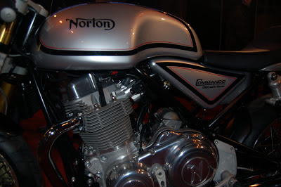 Norton Commando Cafe Racer