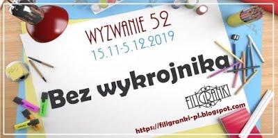 "Filigranki - "" Bez Wykrojnika """