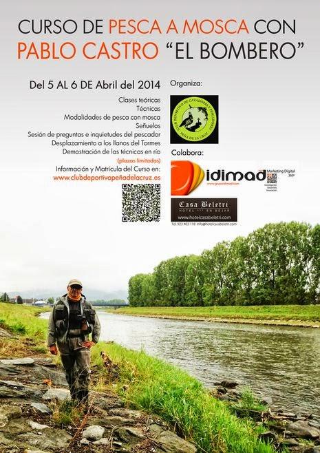 5-6/Abril: Curso de Pesca a Mosca. Béjar