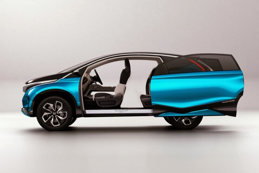 2015 Honda Concept Vision XS-1 a new crossover
