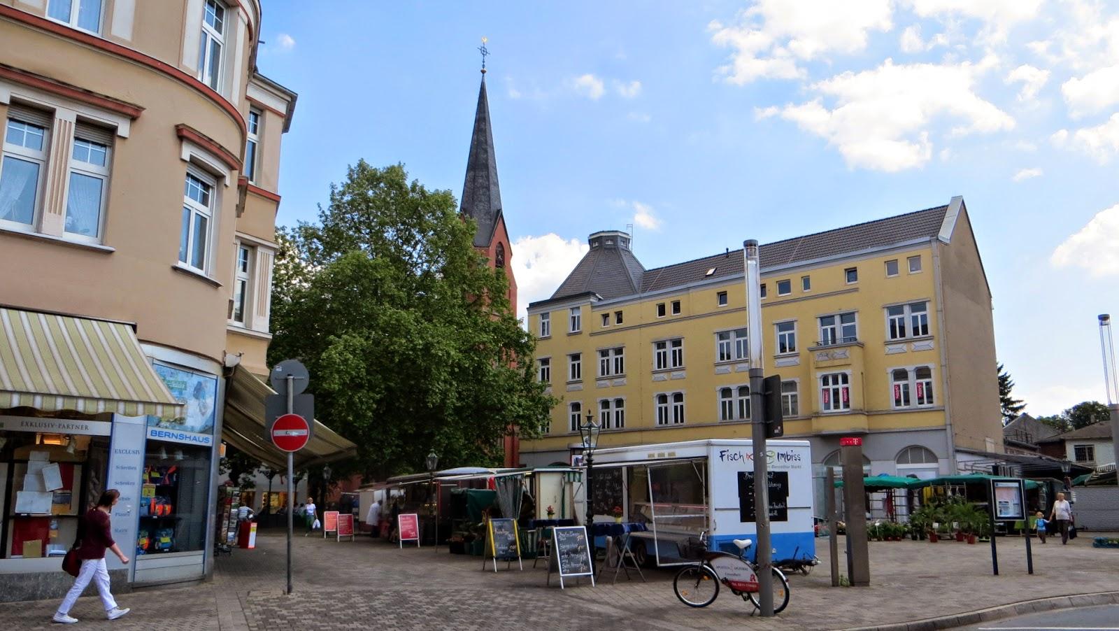 Toom Gartenmobel Annette : Düsseldorf Benrath Stadtteilinformationen, Bilder & Ausflugstipps