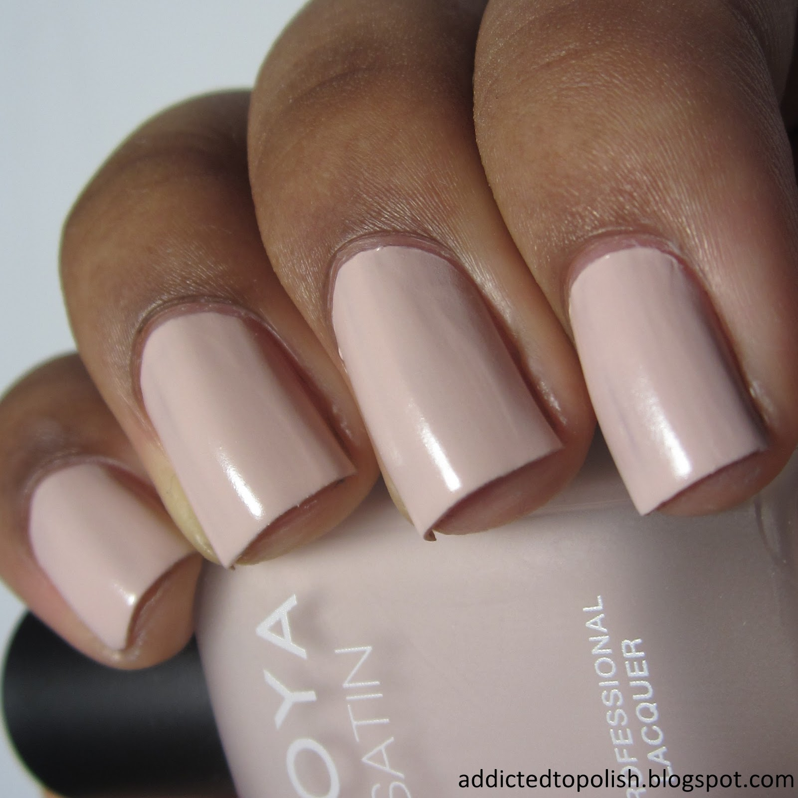 Zoya Ana Naturel Satin