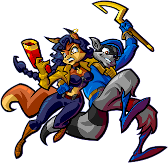 #8 Sly Cooper Wallpaper