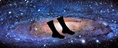 galaxia-universo-calcetines