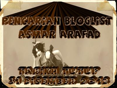 http://asmarpunyablog.blogspot.com/2012/11/pencarian-bloglist-asmar-arafad-untuk.html