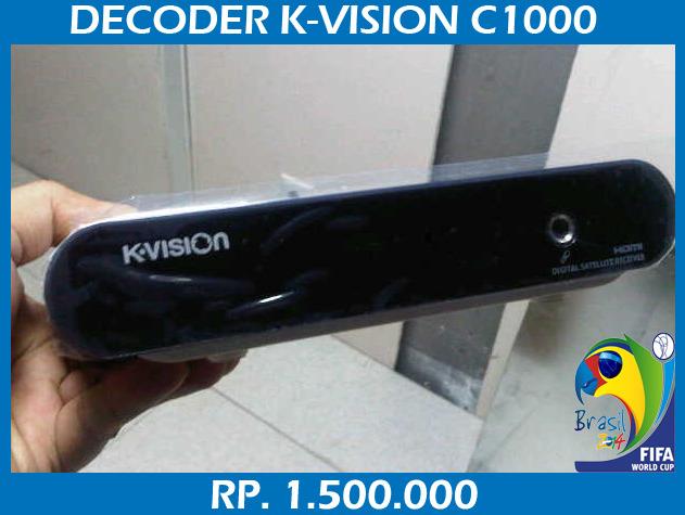 Decoder K-Vision TV