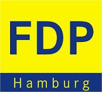Logo der FDP Hamburg