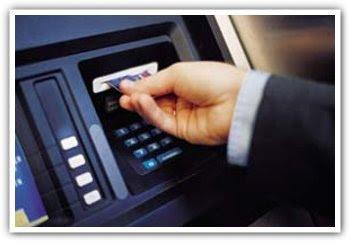 Cara Mengambil/Menarik Uang Dari Mesin ATM