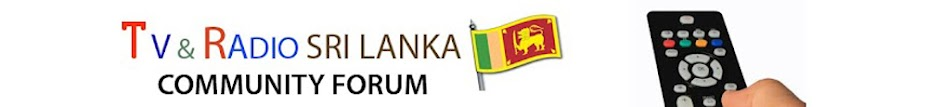 TV &amp; Radio Sri Lanka