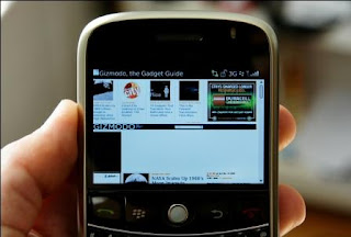 Tips Mempercepat Browser BB BlackBerry, browser bb