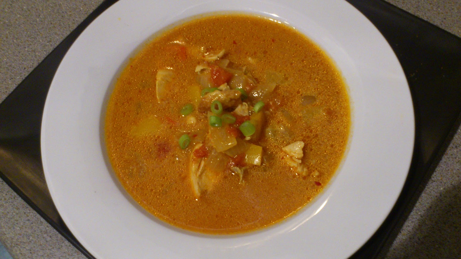 Soup Tuesday: African Chicken and Peanut Soup