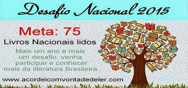 DESAFIO NACIONAL 2015