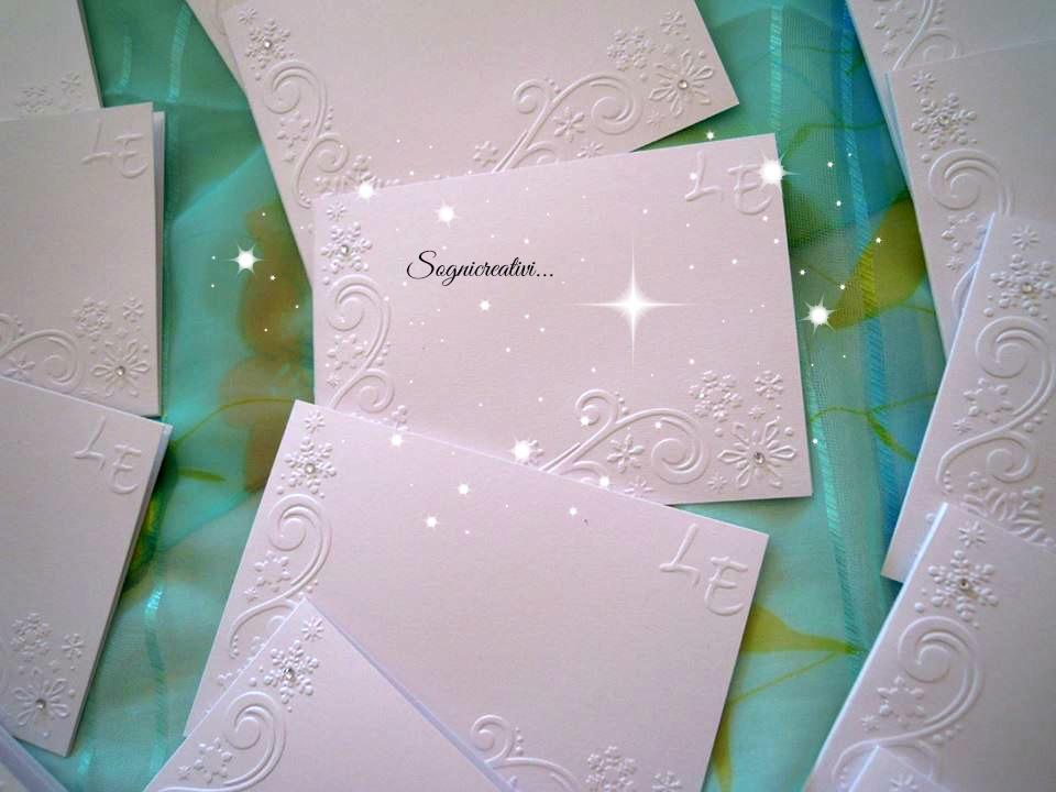 Matrimonio Tema Cristalli : Partecipazioni sognicreativi wedding and events