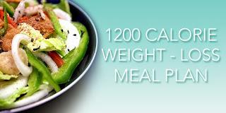The 1200 calories diet