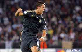 RONALDO SPEED LIKE MIG29