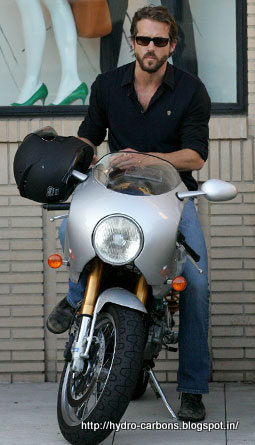 Ryan Reynolds Motorcycle Collection | Ryan Reynolds | Ryan Reynolds Motorcycles | Celebrity Motorcycles