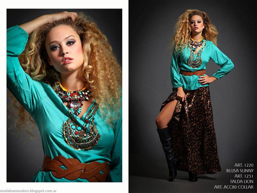 Looks de moda invierno 2015 Sophya.