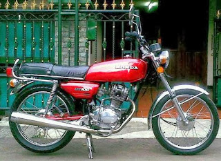 Honda CB 100 K5 Is The Last Series Before Actually Switched To GL Shape Almost Similar