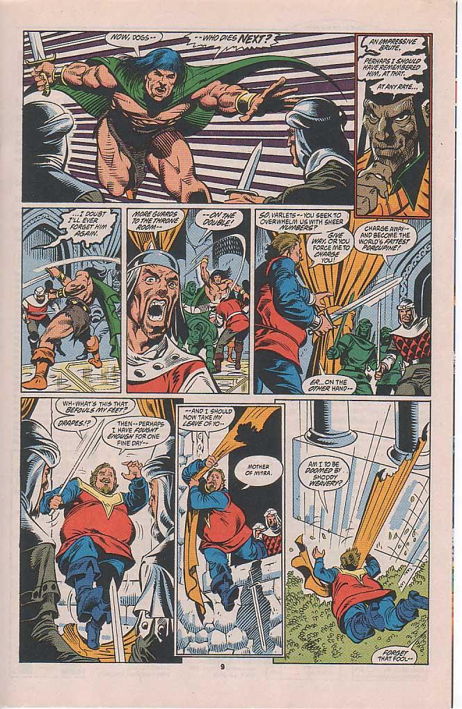 Conan the Barbarian (1970) Issue #253 #265 - English 8