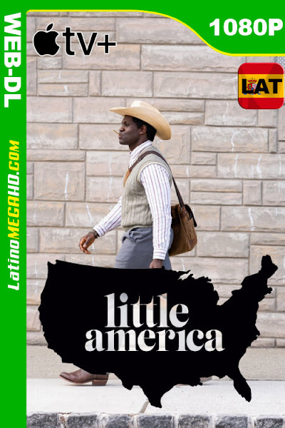 Little America (Serie de TV) Temporada 1 (2020) Latino HD WEB-DL 1080P - 2020