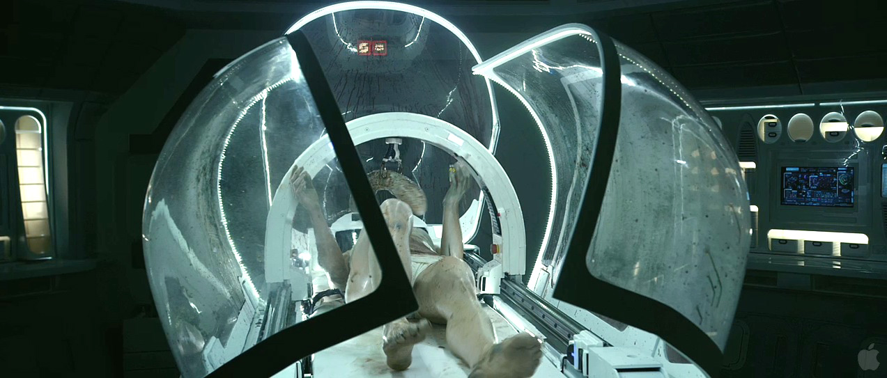 The Single Minded Movie Blog Alien Vs Prometheus A