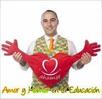 AHUMOR = AMOR Y HUMOR EN LA EDUCACIÓN  -   DOCTOR SONRISAL