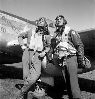 Benjamin Oliver Davis Jr. Tuskegee Airmen